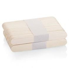 Шпатель деревянный (100 шт) Depilflax