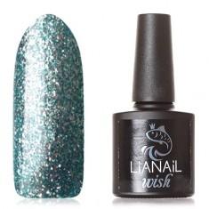 Lianail, Гель-лак Wish Blue Shine №005