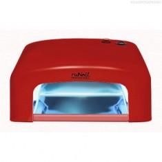 ruNail, Лампа UV, модель GL-515, 36W, красная (электронная)