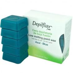 Depilflax воск горячий в дисках азуленовый 0,5кг