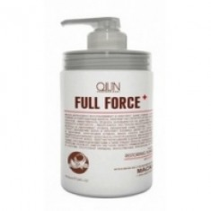 Ollin Professional Full Force Intensive Restoring Mask With Coconut Oil - Интенсивная восстанавливающая маска с маслом кокоса, 650 мл. Ollin Professional (Россия)