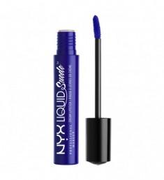 NYX PROFESSIONAL MAKEUP Жидкая помада Liquid Suede Cream Lipstick - Jet Set 17
