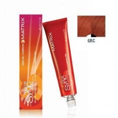 MATRIX 6RC+ краска для волос, темный блондин красно-медный+ / КОЛОР СИНК 90 мл