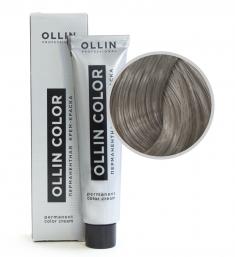 OLLIN PROFESSIONAL 0/11 краска для волос, корректор пепельный / OLLIN COLOR 60 мл