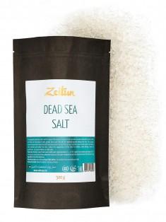 Натуральная соль Мёртвого моря