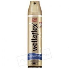 WELLA Лак для волос Длительная поддержка объема сильной фиксации Wellaflex 250 мл