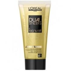 L'OREAL PROFESSIONNEL Крем-гель для для вьющихся волос волос Dual Stylers Bouncy And Tender 150 мл