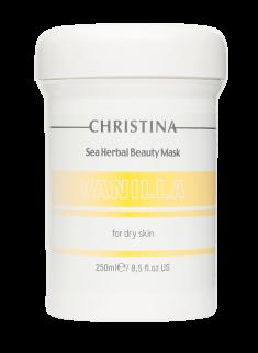 Кристина (Christina) Sea Herbal Ванильная маска для сухой кожи 250 мл