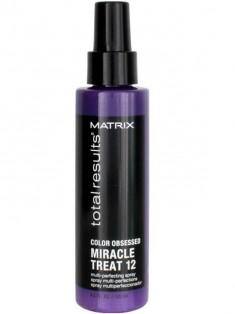 Матрикс (Matrix) Тотал Резалтс Колор Обсэссд Спрей Миракл Трит 12 для сохранения цвета волос 125 мл