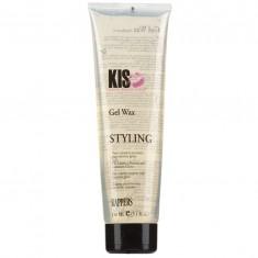 KIS Gel Wax Гель-воск для экстремального блеска и подвижной фиксации волос 150мл