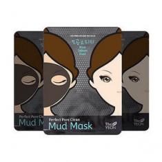 Набор грязевых масок для очищения и сужения пор, 25 г*5 шт. (The Yeon)