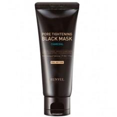 очищающая маска против черных точек eunyul pore tightening black mask
