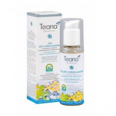 Гель с экстрактом персика для снятия макияжа, 125 мл (Teana)