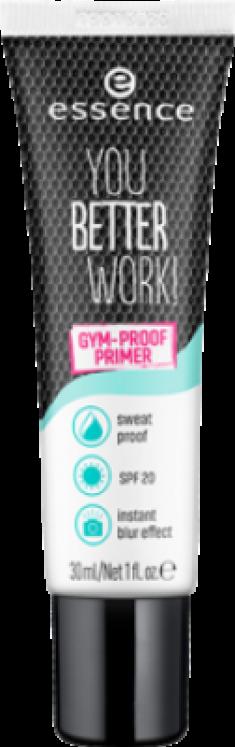 ПраймерEssenceyoubetterwork!gym-proof