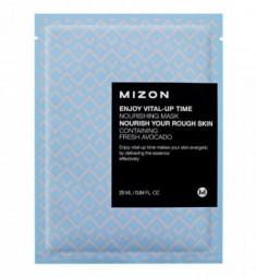 Тканевая маска питательная MIZON Enjoy Vital-Up Time Nourishing Mask 25мл