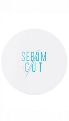 Пудра компактная для лица MISSHA Sebum-Cut Powder Pact Clear Peach