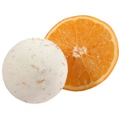 Мико Бурлящий шарик для ванн Сладкий апельсин 185 г МиКо