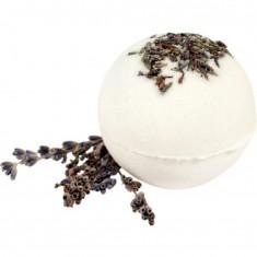 Мико Бурлящий шарик для ванн Лаванда 185 г МиКо