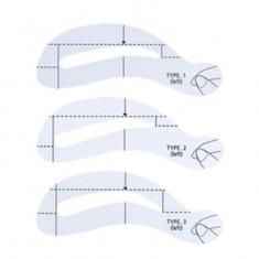 Трафарет для бровей The Saem Eyebrow Guide