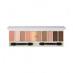 Палетка теней для глаз the SAEM Color Master Shadow Palette 01 Cool Neutral