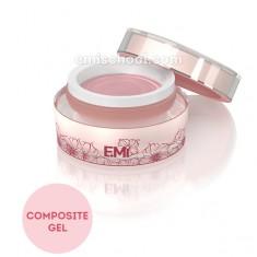 Composite gel - сверхпрочный запечатывающий гель для натуральных ногтей 50 г E.MI