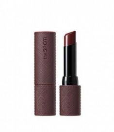Помада для губ матовая THE SAEM Kissholic Lipstick Extreme Matte BR01 Two Out 3,8гр