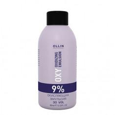 OLLIN, Окисляющая эмульсия Performance Oxy 30 Vol/9%, 90 мл OLLIN PROFESSIONAL
