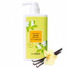 Лосьон для тела ванильный TOUCH ON BODY Vanilla Body Lotion 300мл The Saem