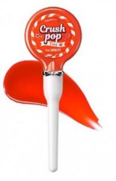 Тинт для губ THE SAEM Saemmul Crush Pop Tint 02 Today Orange 4г
