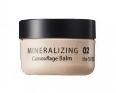 Консилер-бальзам минеральный THE SAEM Mineralizing Camouflage Balm 02 Rich Beige10гр