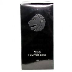 GEPARLYS YES I AM KING Туалетная вода мужская 100мл