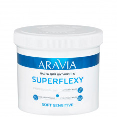 ARAVIA Паста для шугаринга Средне-мягкая / SUPERFLEXY Soft Sensitive 750 г