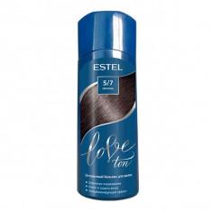Estel Love ton оттеночный бальзам для волос тон 5/7 шоколад 150мл