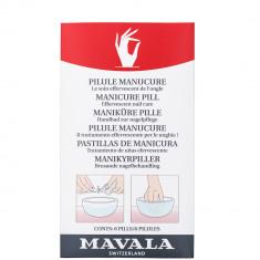 MAVALA Таблетки для маникюрной ванночки / Manicure Pill 6 шт
