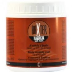 Punti Di Vista Baxter Hair Mask Bamboo Nourishing Cream - Маска для волос питательная с сердцевиной бамбука, 1000 мл