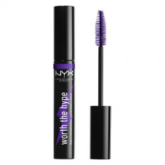 Тушь для ресниц NYX PROFESSIONAL MAKEUP WORTH THE HYPE тон purple