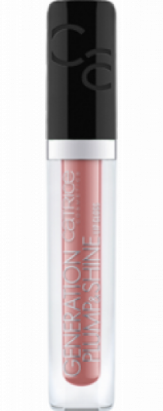 Блеск для губ CATRICE Generation Plump & Shine Lip Gloss 070 NUDE SAPPHIRE