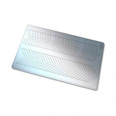 Freedecor, Металлизированные наклейки №131, серебро