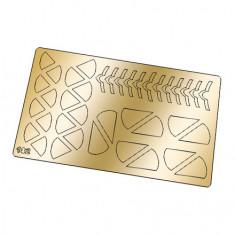 Freedecor, Металлизированные наклейки №182, золото