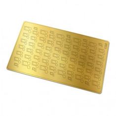 Freedecor, Металлизированные наклейки №125, золото