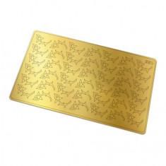 Freedecor, Металлизированные наклейки №156, золото