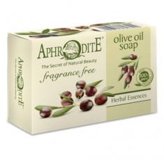 Aphrodite Мыло оливковое натуральное без отдушек 100 г