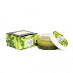 Дом Природы, Скраб «Зеленый чай и алоэ», сахарный, 300 г