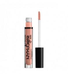 NYX PROFESSIONAL MAKEUP Блеск для губ Lip Lingerie Gloss - Shy 02