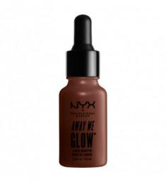 NYX PROFESSIONAL MAKEUP Хайлайтер Away We Glow Liquid Booster - Untamed 04