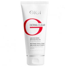 GIGI Derma Clear Skin face wash Мусс очищающий для проблемной кожи 100 мл