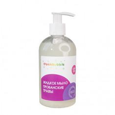 Freshbubble, Жидкое мыло «Прованские травы», 300 мл