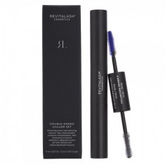 Двусторонний сет: основа под тушь для объема и тушь для объема иссиня-черная RevitaLash Cosmetics Double-Ended Volumizing Primer And Mascara Raven 2,5мл + 2,5мл