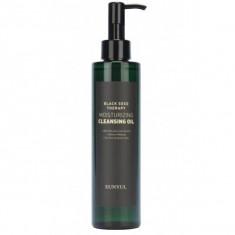гидрофильное масло с экстрактом центеллы азиатской eunyul black seed therapy moisturizing cleansing oil