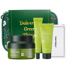 Tony Moly The Chok Chok Green Tea Safe Hydration Kit